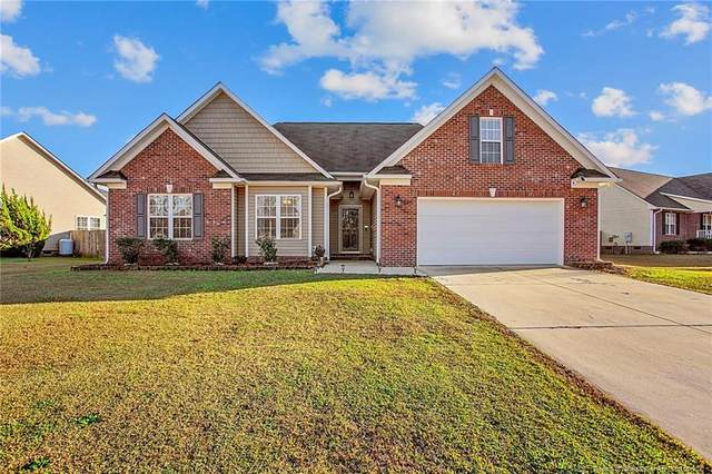 134 Tidworth Court, Raeford, NC 28376 (MLS #646975) :: On Point Realty