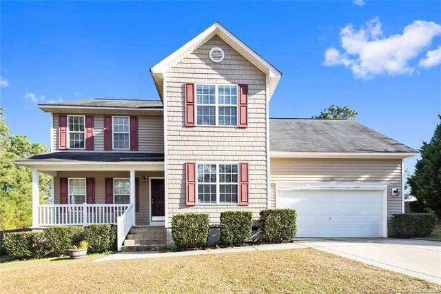 72 English Oak Drive, Bunnlevel, NC 28323 (MLS #646981) :: Moving Forward Real Estate