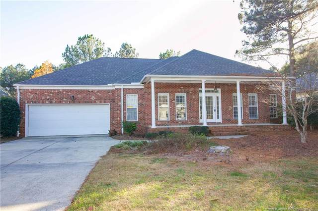 1140 Greenbriar Drive, Vass, NC 28394 (MLS #647006) :: The Signature Group Realty Team