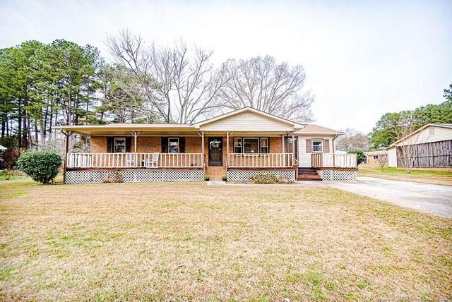 312 Abbott Drive, Sanford, NC 27330 (MLS #647027) :: Moving Forward Real Estate