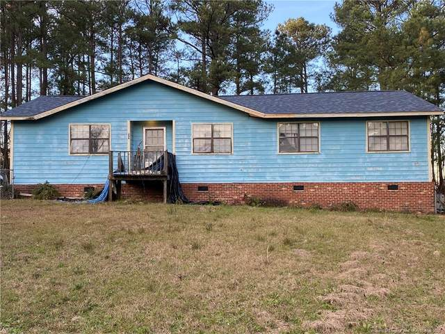 206 Mcallister Lane, Lillington, NC 27546 (MLS #647031) :: Moving Forward Real Estate