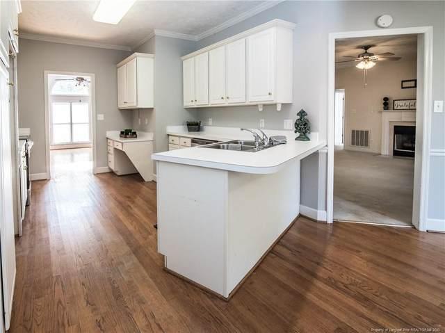1107 Spanish Oak Lane, Lumberton, NC 28358 (MLS #647034) :: Moving Forward Real Estate
