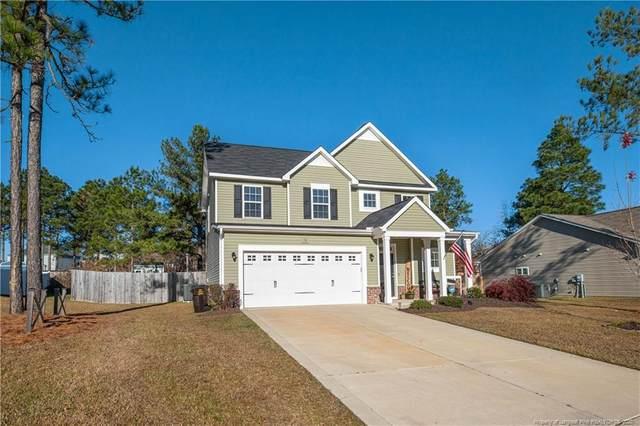 78 Burr Oak Circle, Bunnlevel, NC 28323 (MLS #647036) :: Moving Forward Real Estate