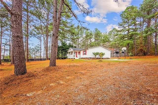 91 Blanchard Road, Sanford, NC 27332 (MLS #647038) :: Moving Forward Real Estate