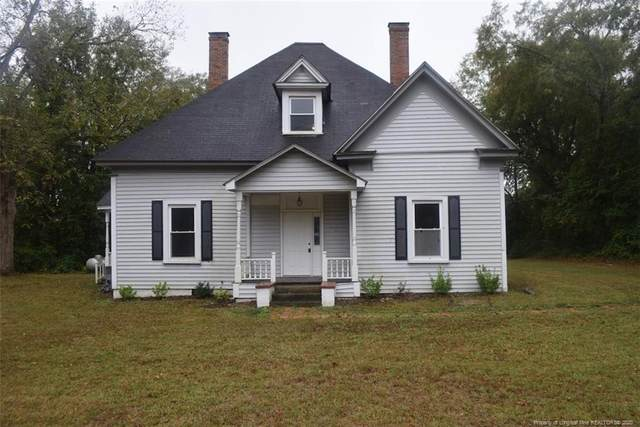 411 W 5th Avenue, Raeford, NC 28376 (MLS #647042) :: On Point Realty
