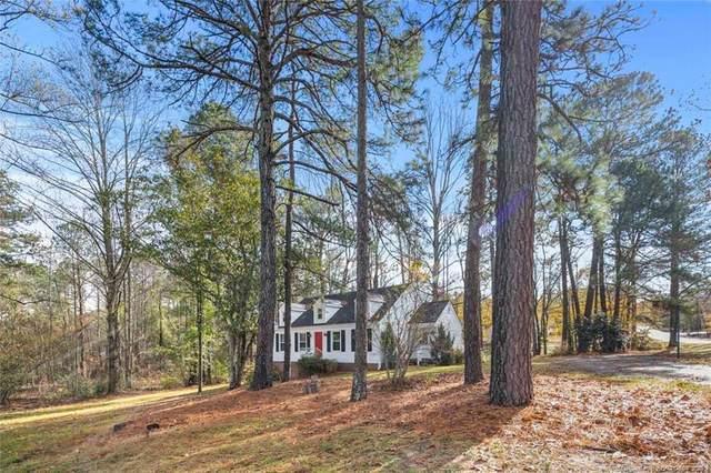 7231 Kingfisher Road, Sanford, NC 27332 (MLS #647050) :: Moving Forward Real Estate