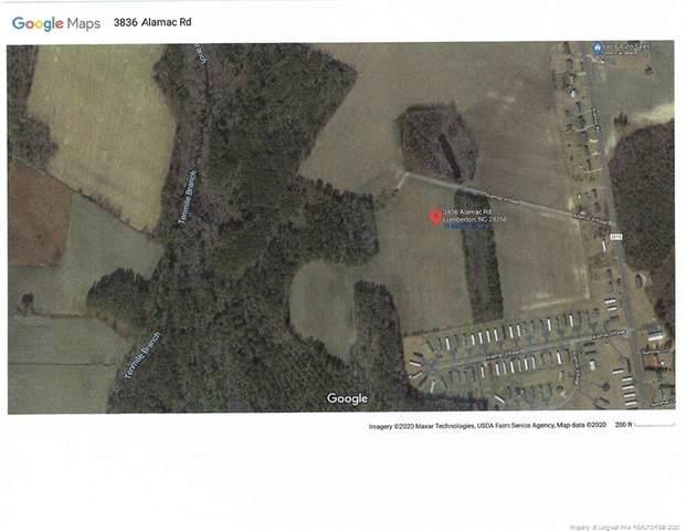 3836 Alamac Road, Lumberton, NC 28358 (MLS #647054) :: The Signature Group Realty Team
