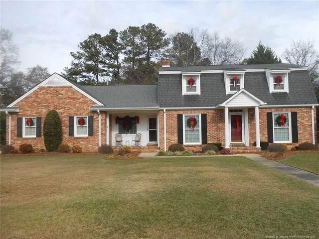 301 Sandlin Drive, Lumberton, NC 28358 (MLS #647057) :: Moving Forward Real Estate
