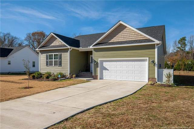170 Southern Place, Lillington, NC 27546 (MLS #647073) :: Moving Forward Real Estate
