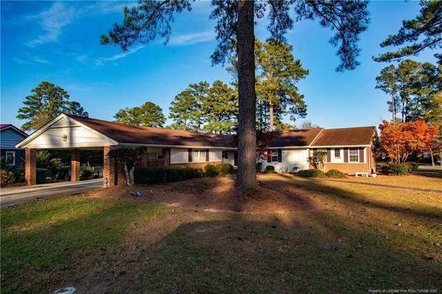 417 Highland Avenue, Lumberton, NC 28358 (MLS #647092) :: The Signature Group Realty Team