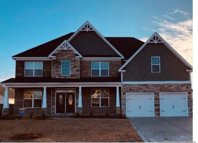 1622 Eagle Hill Rd Road, Fayetteville, NC 28312 (MLS #647152) :: Freedom & Family Realty