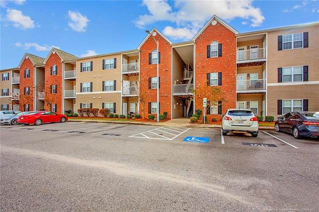 616 Marshtree Lane #306, Fayetteville, NC 28314 (MLS #647184) :: On Point Realty
