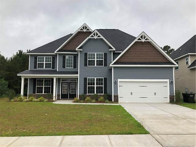687 S South Parker Church Road, Raeford, NC 28376 (MLS #647214) :: The Signature Group Realty Team