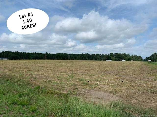 Lot #1 Lamb Road, Garland, NC 28441 (MLS #647229) :: Moving Forward Real Estate