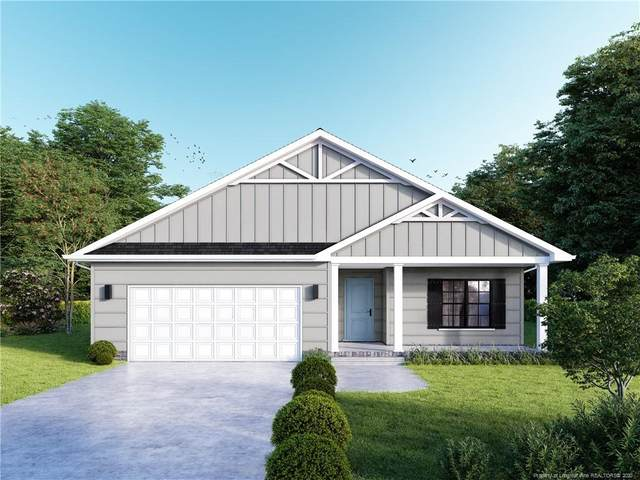 3142 Cox Mill (Lot 3) Road, Sanford, NC 27330 (MLS #647285) :: Freedom & Family Realty