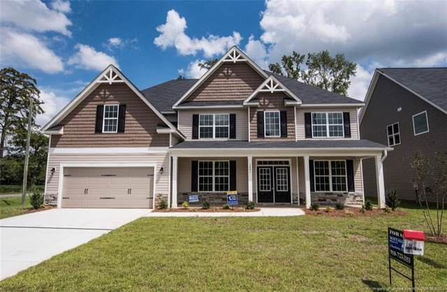 1470 Draw Bridge Lane, Fayetteville, NC 28312 (MLS #647334) :: Freedom & Family Realty