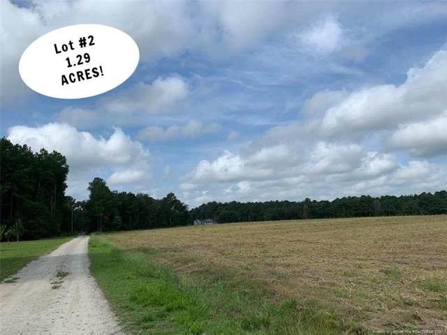 Lot #2 Lamb Road, Garland, NC 28441 (MLS #647362) :: Moving Forward Real Estate