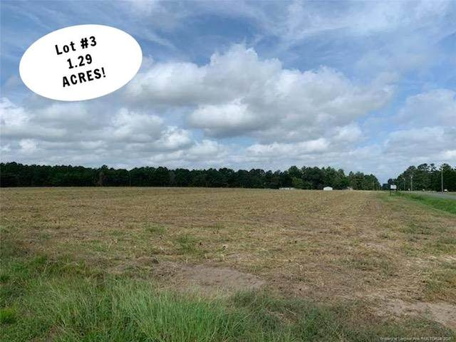 Lot #3 Lamb Road, Garland, NC 28441 (MLS #647365) :: Moving Forward Real Estate