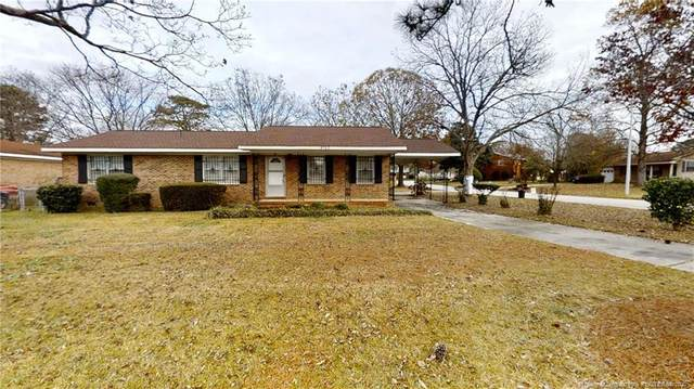4702 Pony Run Drive, Fayetteville, NC 28304 (MLS #647370) :: The Signature Group Realty Team