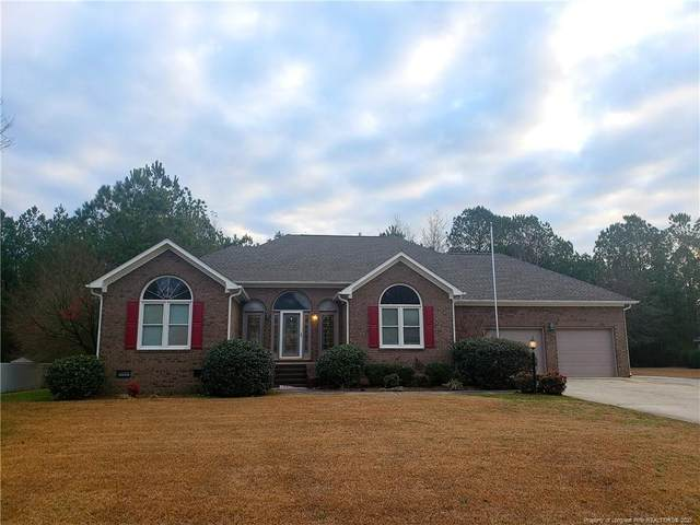 1103 Four Wood Drive, Fayetteville, NC 28312 (MLS #647526) :: Freedom & Family Realty