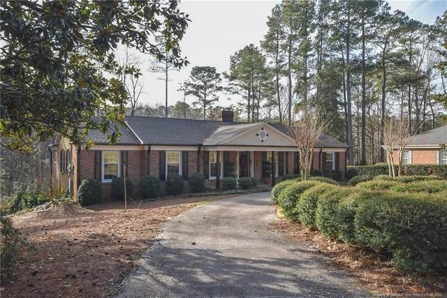 2549 S Edgewater Drive, Fayetteville, NC 28303 (MLS #647532) :: Freedom & Family Realty