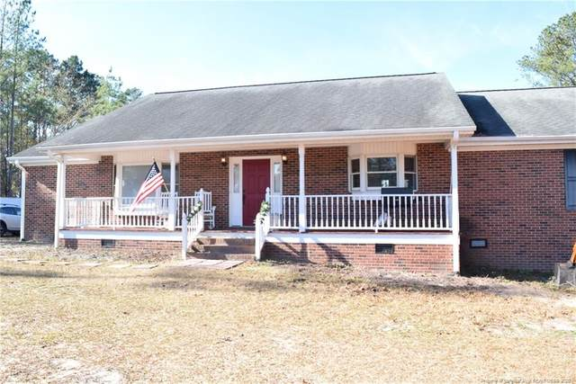 6358 Old Jefferson Davis Highway, Sanford, NC 27332 (MLS #647596) :: The Signature Group Realty Team