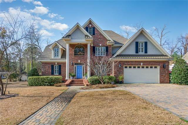 419 Willow Bend Lane, Fayetteville, NC 28303 (MLS #647613) :: Freedom & Family Realty