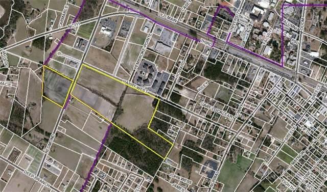 Harry West Lane, Pembroke, NC 28372 (MLS #647699) :: Moving Forward Real Estate
