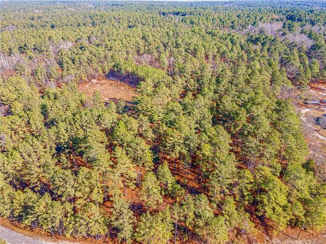 Lot 1 Lakewood Drive, Aberdeen, NC 28315 (MLS #647755) :: The Signature Group Realty Team
