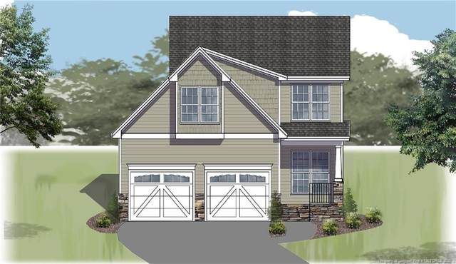 92 Spruce Hollow Circle, Spring Lake, NC 28390 (MLS #647851) :: The Signature Group Realty Team