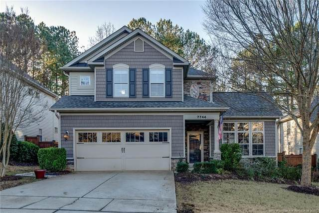 7744 Berry Crest Avenue, Raleigh, NC 27617 (MLS #647909) :: The Signature Group Realty Team