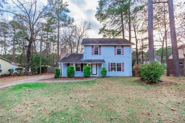 412 Woodclift Drive, Fayetteville, NC 28311 (MLS #647917) :: Freedom & Family Realty