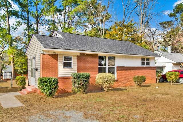 470 Mcbain Drive, Fayetteville, NC 28305 (MLS #647923) :: On Point Realty
