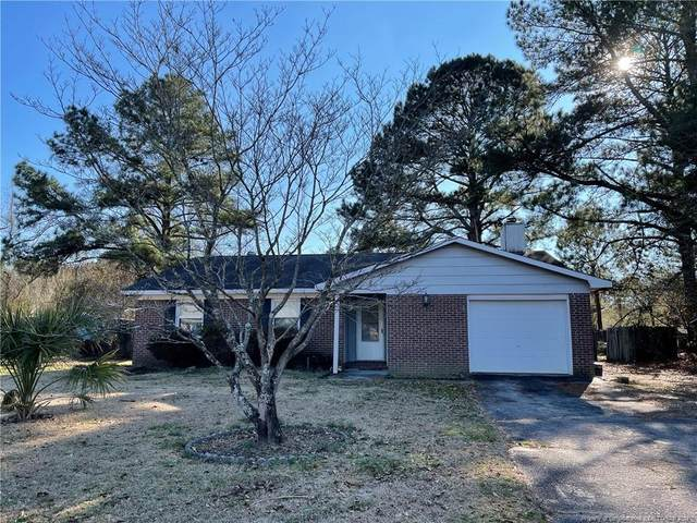 1941 Wordsworth Drive, Fayetteville, NC 28304 (MLS #647953) :: The Signature Group Realty Team