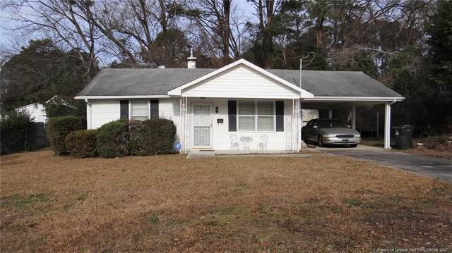 1260 Torrey Drive, Fayetteville, NC 28301 (MLS #647987) :: The Signature Group Realty Team