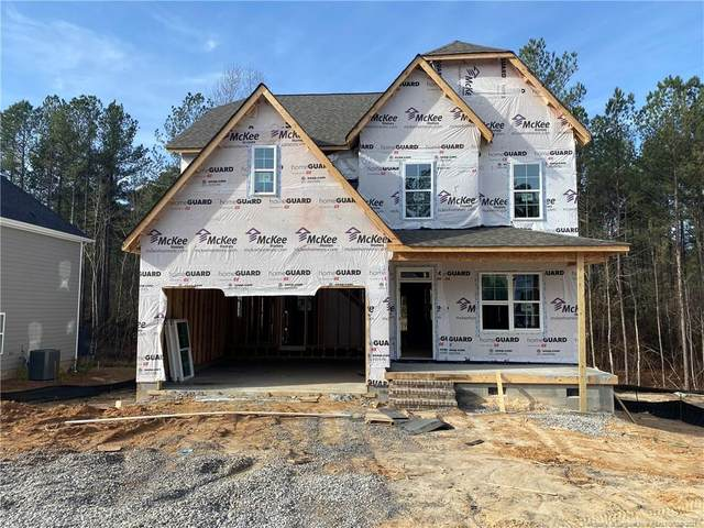 180 School Side Drive, Spring Lake, NC 28390 (MLS #648004) :: The Signature Group Realty Team