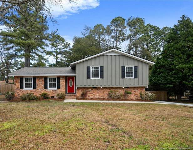 2620 Huntington Road, Fayetteville, NC 28303 (MLS #648017) :: Freedom & Family Realty