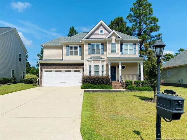 984 Micahs Way, Spring Lake, NC 28390 (MLS #648034) :: The Signature Group Realty Team