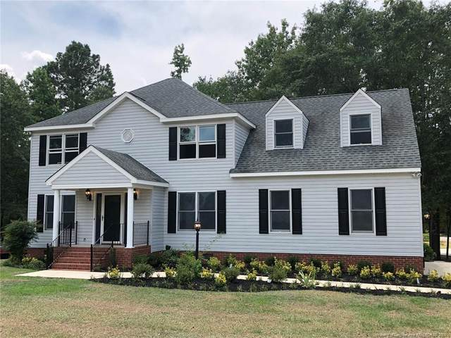 514 Pine Lake Park Road, Pembroke, NC 28372 (MLS #648046) :: The Signature Group Realty Team