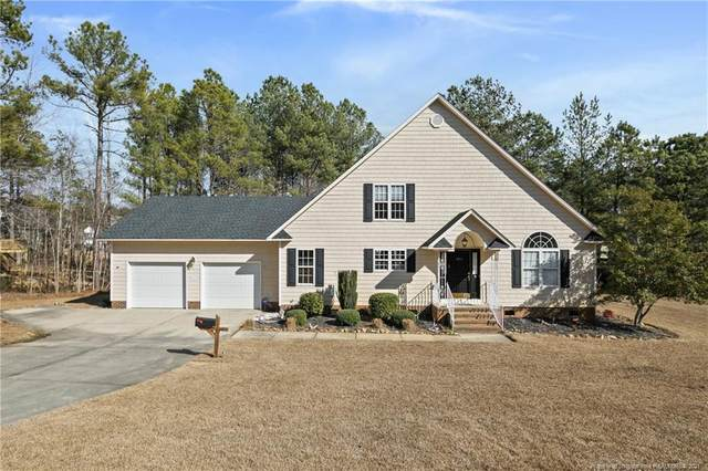 845 Coachman Way, Sanford, NC 27332 (MLS #648102) :: The Signature Group Realty Team
