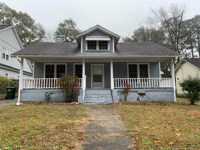 127 John Street, Fayetteville, NC 28305 (MLS #648136) :: The Signature Group Realty Team