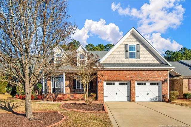4023 Summerberry Drive, Fayetteville, NC 28306 (MLS #648153) :: The Signature Group Realty Team