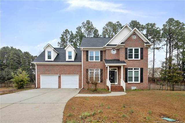 3504 Birkdale Court, Fayetteville, NC 28303 (MLS #648184) :: On Point Realty