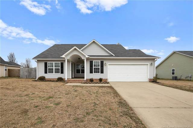 150 Westminster Drive, Raeford, NC 28376 (MLS #648202) :: The Signature Group Realty Team