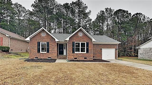 6108 Garden Court, Fayetteville, NC 28311 (MLS #648206) :: Moving Forward Real Estate
