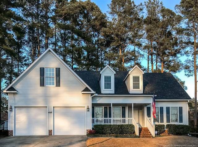 4016 Calver Court, Fayetteville, NC 28311 (MLS #648216) :: Freedom & Family Realty