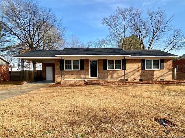 2157 Quailridge Drive, Fayetteville, NC 28304 (MLS #648235) :: Freedom & Family Realty
