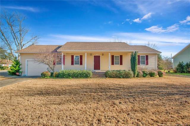 112 Clifton Street, Pembroke, NC 28372 (MLS #648280) :: The Signature Group Realty Team