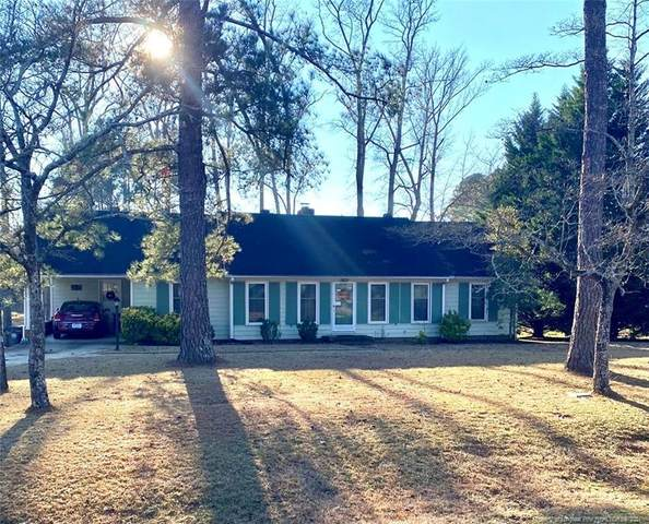 319 Old Farm Road, Raeford, NC 28376 (MLS #648320) :: Freedom & Family Realty