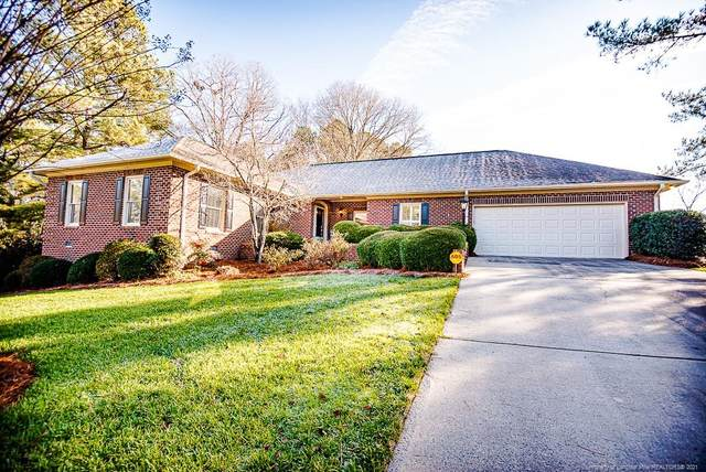 1005 Montague Court, Sanford, NC 27330 (MLS #648337) :: The Signature Group Realty Team